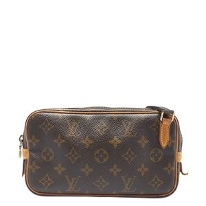 Louis Vuitton Marly Bandouliere Bag (143693)